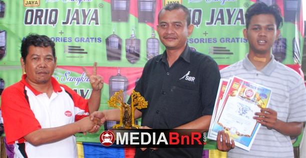 Karin Hattrick, CJM Dan SBR Team Rebut Juara Umum