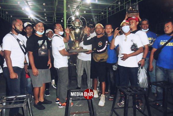Menjelang 1st Anniversary KAW TEAM. Alvin Team Duta Anniversary KAW Terbaik di Pasundan Cup 4