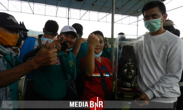 Bandung Lautan Api Cup IV 2020 – Bertabur Bintang, Murai Batu SS, Putra Mandala, Mascot Menang di Kelas Harga Diri