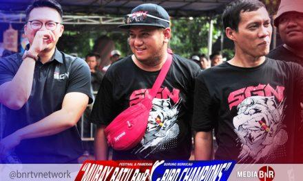 SGN Team Kembali Raih Juara Terbaik di Dua Event Berbeda