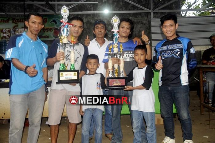 Baby Boy Gasak Kelas Bergengsi, SMS Team & Turtle BC Raih Juara Umum