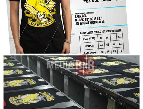 Jelang Kenari Timur Champion Jakarta – Ada Tropi Mewah dan Merchandise Kaos Bikinan Trend Kicau