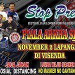 STOPRES Piala Arkha SF #2 – Resmi Digelar 29 November, Hadiah Utama 1 Unit Mobil!