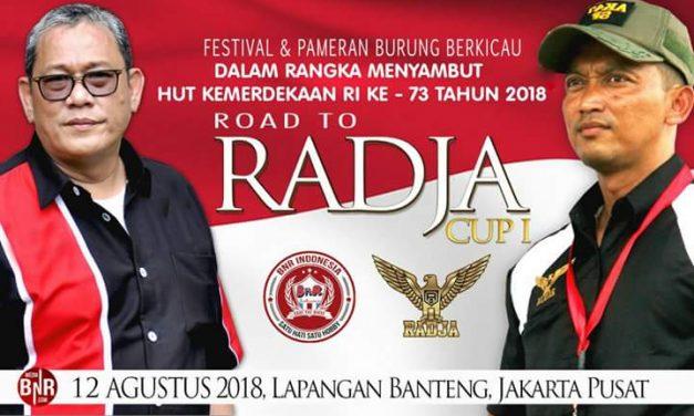 Road To Radja Cup – Dimajukan Jadi 12 Agustus, Tiket 100 Ribu Hadiah 10 Juta Rupiah