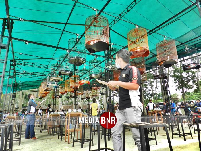 Soft Launching LRT City Sentul Bird Contest #3 – Di Jubeli Peserta, Grand Launchingnya Hadiah Apartemen!