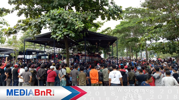 Tepis Isu Negatif, Lomba Bupati Cup IV Tangerang Berjalan Sukses dan Meriah