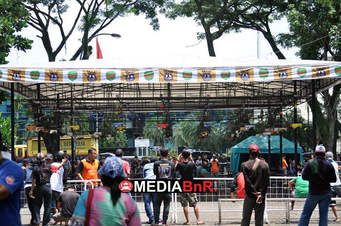 Perang Bintang di Kelas Murai Batu, Ketu Cetak Nyeri, Sadam, Datuk Mustika & Kitaro Curi Perhatian di Jayakarta Cup 2018