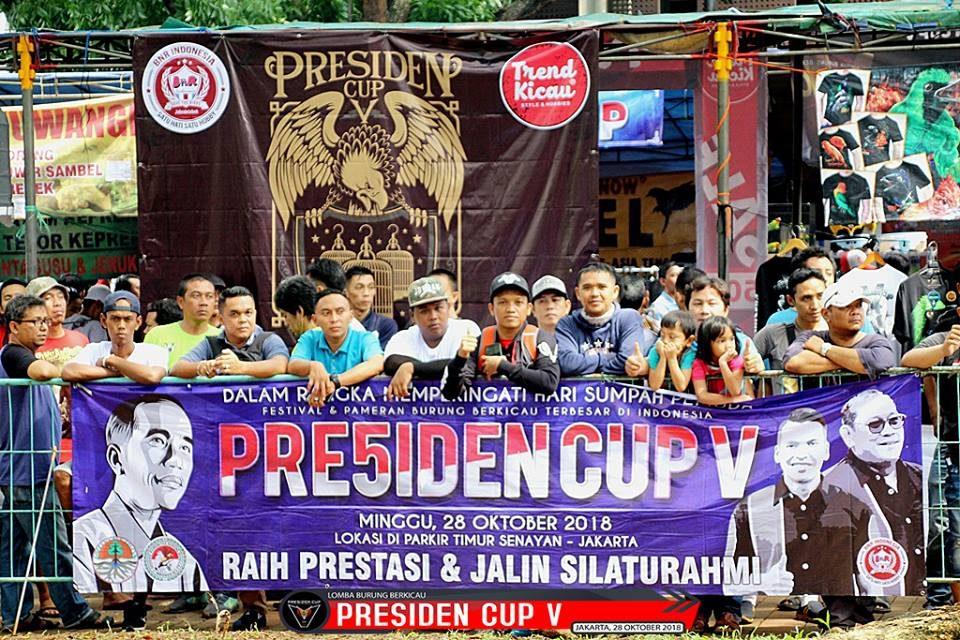 """""""PRESCUP V"""" DIHADIRI 8.634 PESERTA"""