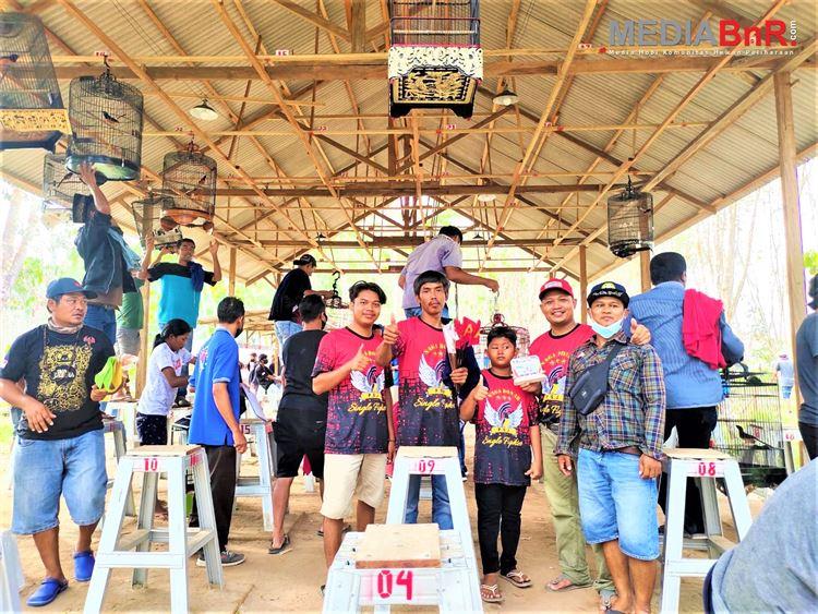 MB Naga Bonar Tetap Dalam Jalur Jawara Dan Terbaik