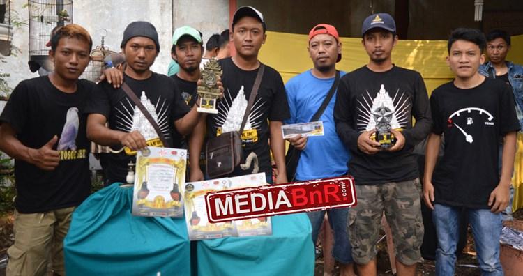Kilat Kuning Double Winner, Sabit Stabil  Dijalur Juara