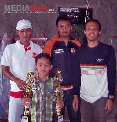 Sableng Milik Tio GG Ngamuk Teler Edan Double Winner