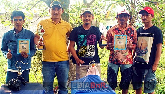 Sakti Double Winner…HDLB Makin Kompak