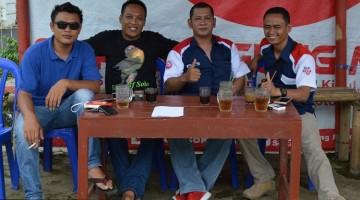 Saling dukung sesama pengurus OBI Jateng-Diy