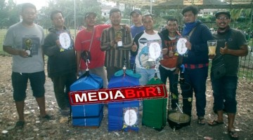 Sambego milik April Jogja berhasil  Juara Di Cucak Hijau