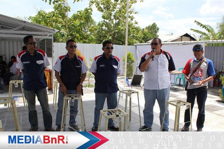 BnR Satoe Hangatkan Suasana Lomba BnR Semarang Cup I
