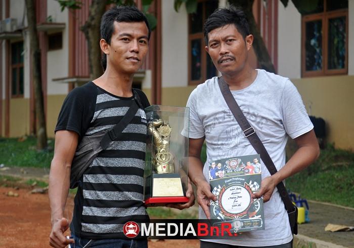B16 Cup Tangerang : Murai Batu Kaki Putih Jadi Kuda Hitam, Hingga Boyong 30 Juta
