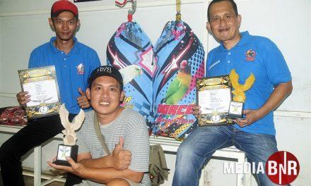 Sang Bintang BSD & LBC (Lengkong Bird Club) Cetak Lovebird Trah Jawara