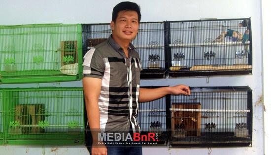 Launching Akte Baby Love Bird Ring Eko LMS