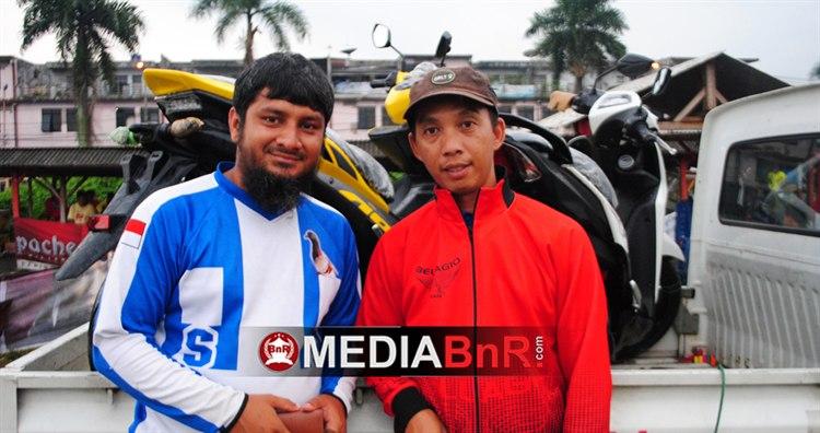 Santos, Badar dan Bayonet angkat nama Bogor di nasional Tasikmalaya.
