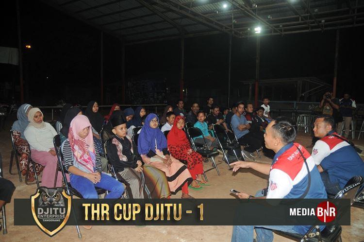 THR CUP 1 : Lomba Sambil Beramal Santunan Anak Yatim Piatu & Dhuafa