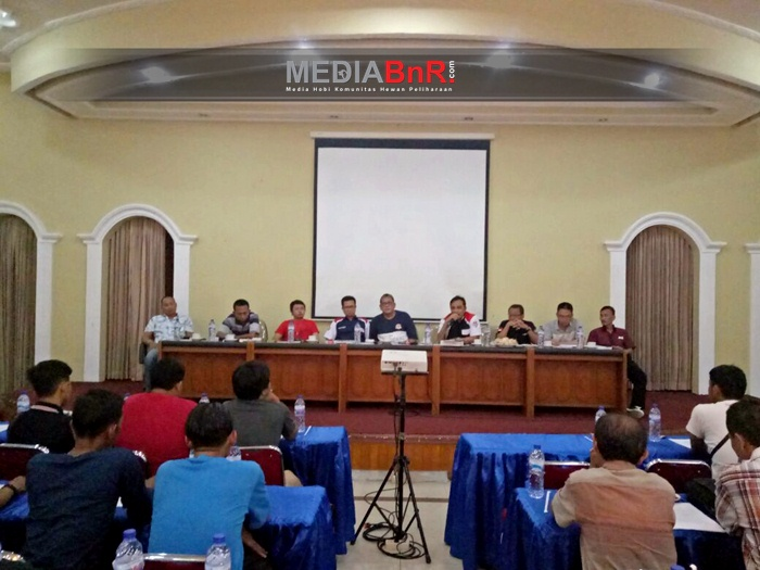 Sarasehan BnR Indonesia dan JBI Se-Jabodetabek