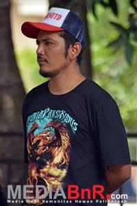 Satria Agus Himawan selaku ketua panitia (Foto: Rizcy W/MediaBnR.Com)