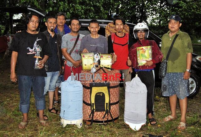 Sawangan BC kembali Borong Juara