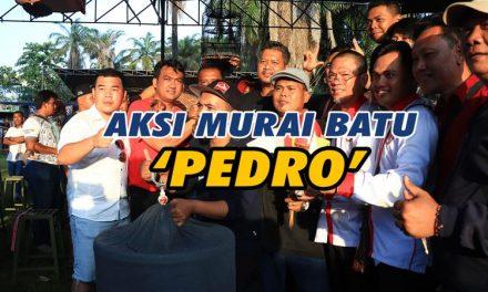 PENAMPILAN PENGHUJUNG MABUNG, MB PEDRO SEMAKIN GANAS