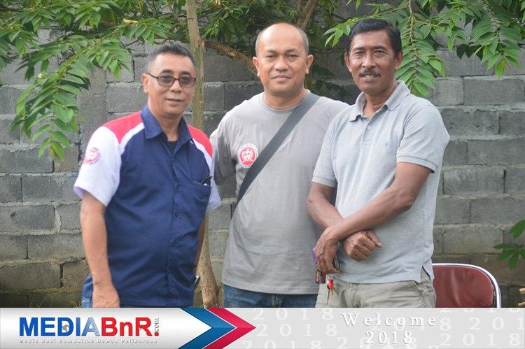 Selalu hadir juga Ketua BnR Jateng bapak Agus  didampingi team keamanan gelaran Nirwana BC