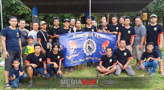 Hadiah Ultah Cawox Pandawa Team Raih Sepeda Motor