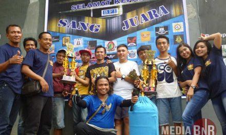 Jaddab BC Dan Play Boy SF Raih Juara Umum