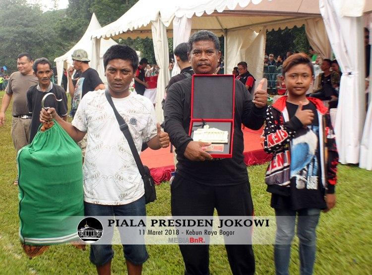 Spektakuler!!! Semar Cetak Hattrick di Piala Presiden Jokowi