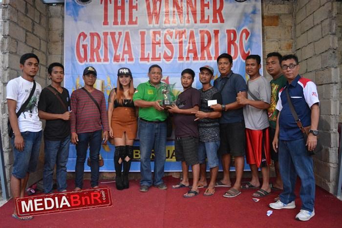Semarang 33 komando Galuh raih juara umum Bird Club