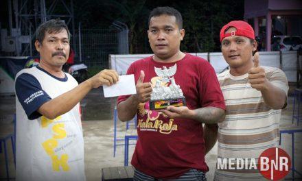 Hipnotis Dan Mc Lancarkan Aksi Borong Juara Dihari Buruh