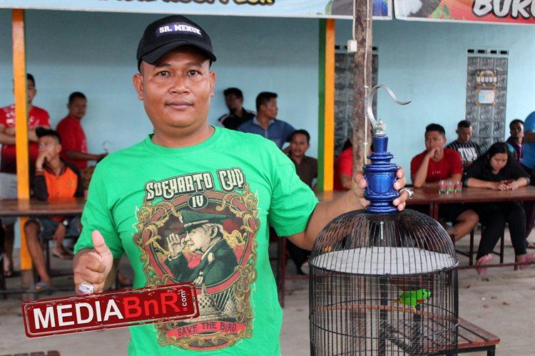 Geber dan VR 46 Jawara Pleci Open dan Palas