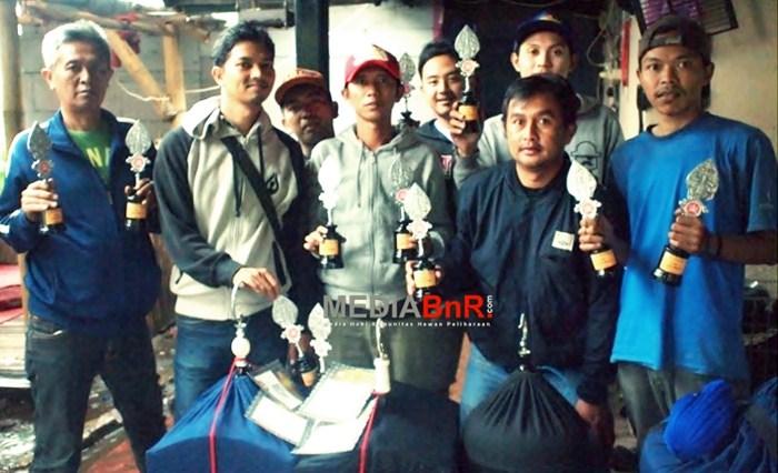 Senada KBC Cimahi Double Winner