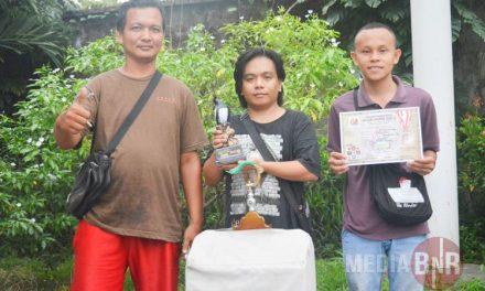 Nugroho Sendiko SF Semarang Usung Kestabilan Boomerang, Orbitkan Sensor