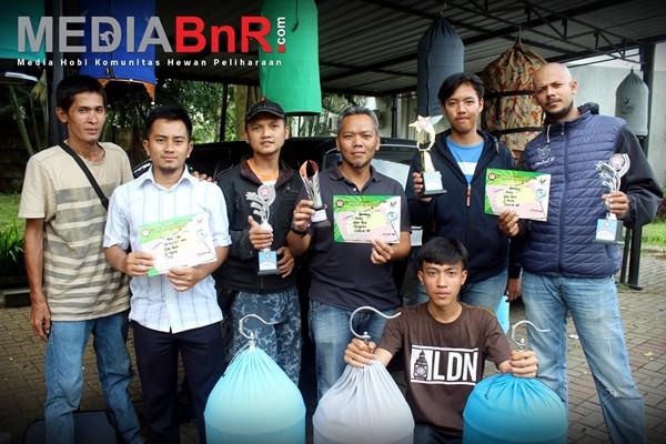 Besecx Semakin Aduhai, Central SF Siap Boyong Juara Bersama Kdafi 86