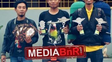 Senyawa Team Bersinar Lewat Queen & Zozo