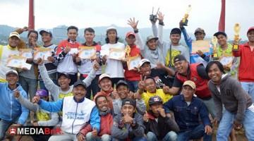 Sepuluh Besar Juara Lapak Jinawaya dan Panitia