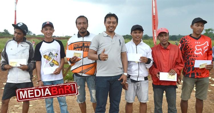 Sepuluh besar anniversary PMTI Pengcab Bogor.