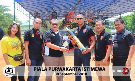 Piala Purwakarta Istimewa – Jadi Lomba Burung Paling Istimewa