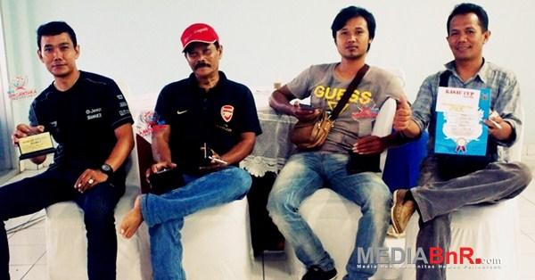 Serayu Team Double Winner Lewat Romeo (Foto: Ricky/MediaBnR.Com)