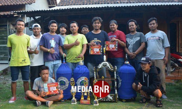 Parijoto Team Peduli Bencana Kemiri – Hokky Stabil, Remang-Remang Setan Pantura & KBC Bersatu Borong Juara