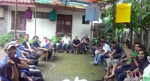 Pertemuan dan Latber Bulanan PKJ