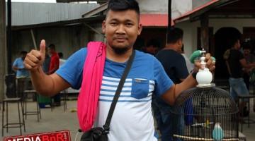 Si Imuet milik Permana Putra Double  Winner