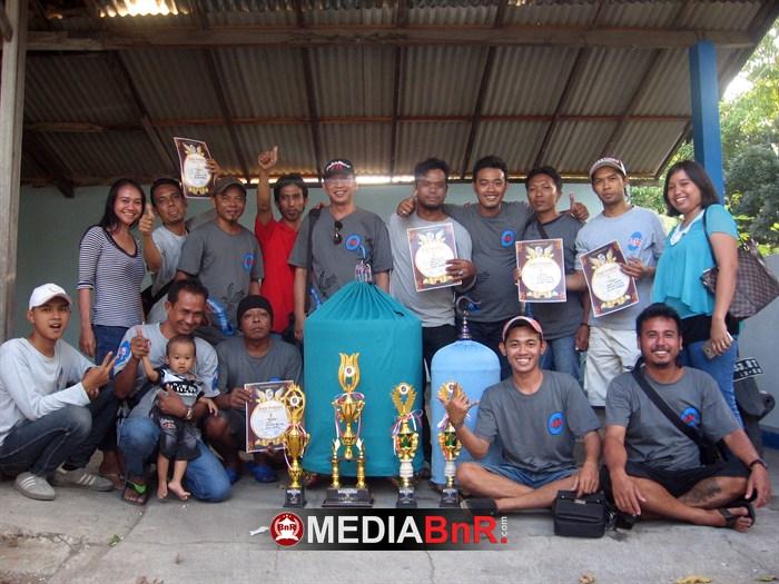 Rimba Allstar dan Gunawan Sukses Kemas Juliatmono CUP 1