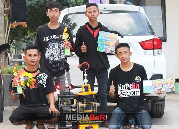 Sidiq & Danang Dari NV 88 Klaten Berbagi Juara di Kelas Pleci