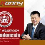 Sien Ronny : Happy 11th Anniversary BnR Indonesia