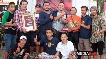 Sien Ronny Surabaya Rebut Juara Umum SF